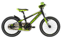 Cube Kid 160 black/green